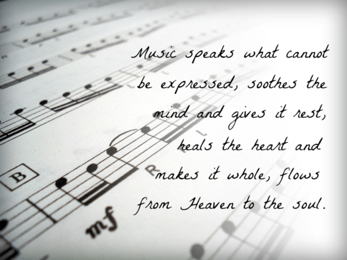 Music Saves My Soul Quotes