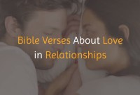 Bible Verses About Love in Relationships