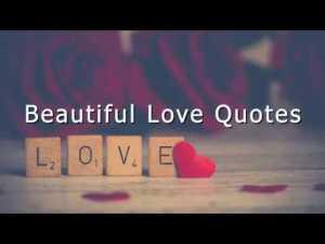 Beautiful Love Quotes For Your GirlfriendBoyfriendPartner