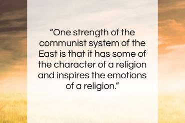 "Albert Einstein quote: ""One strength of the communist system of…""- at QuotesQuotesQuotes.com"