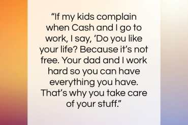 """Jessica Alba quote: """"If my kids complain when Cash and…""""- at QuotesQuotesQuotes.com"""
