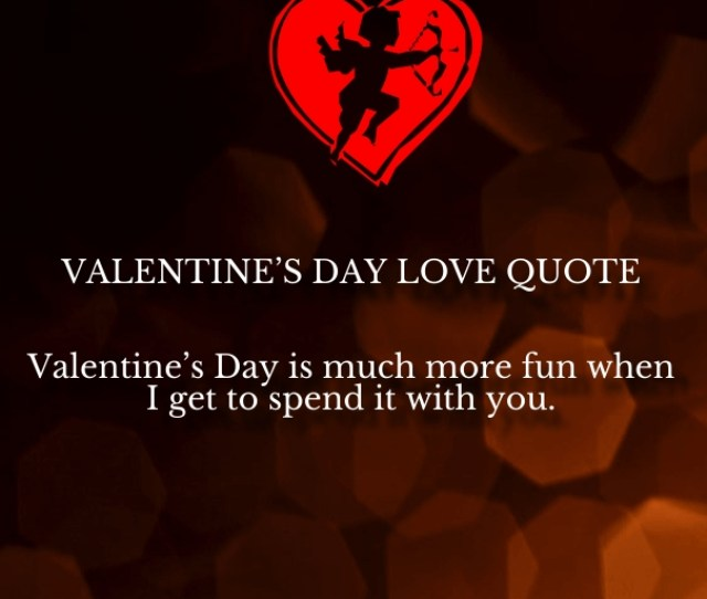 Happy Valentines Day Love Quotes For Her From Him Pictures