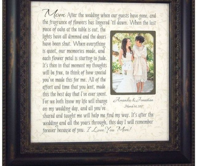 As The Quote Says Description Personalized Wedding Gift For Parents Bride Groom Grandparents