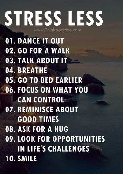Inspirational Positive Quotes :Stress Less