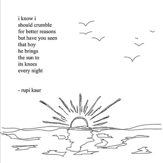 Rupi Kaur Quotes Self Love 66494 Loadtve