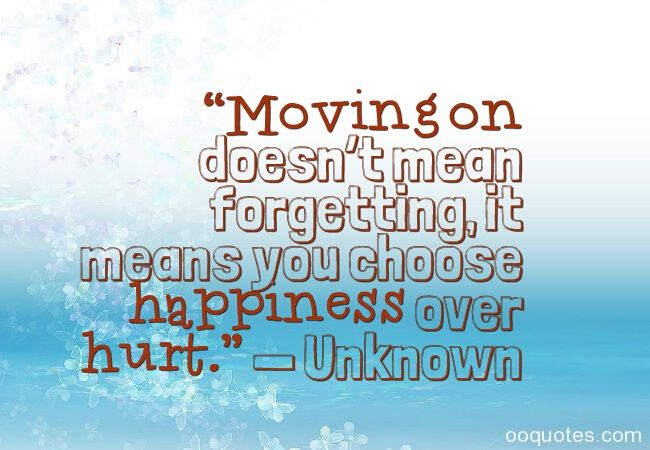 Moving On Quote Amusing Breaking Up And Moving On Quotes Moving On Quotesletting Go