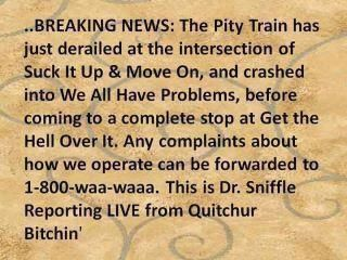 Breaking Up And Moving On Quotes :BREAKING NEWS: The Pity ...