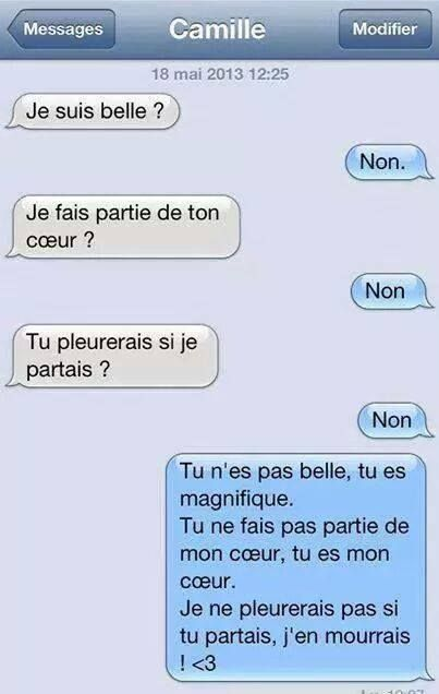 Message Damour Pour Elle Quotesviralnet Your Number