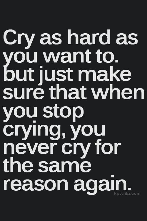 I just want to move on quotes