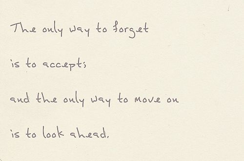 breaking up and moving on quotes moving on is not about not looking