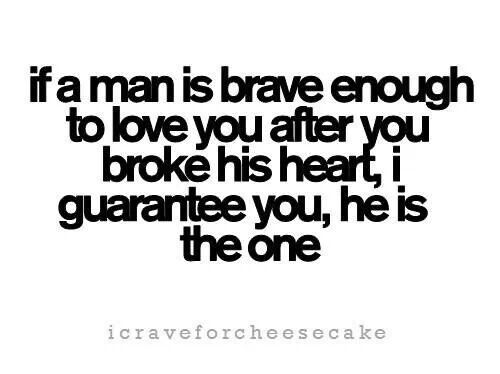 Breaking Up And Moving On Quotes I Broke His Heart And Now All I