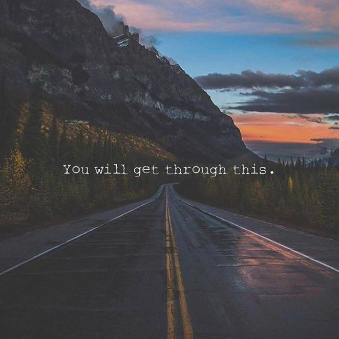 You Ll Get Through This Quotes Impressive Inspirational Positive Quotes You Will Get Through This
