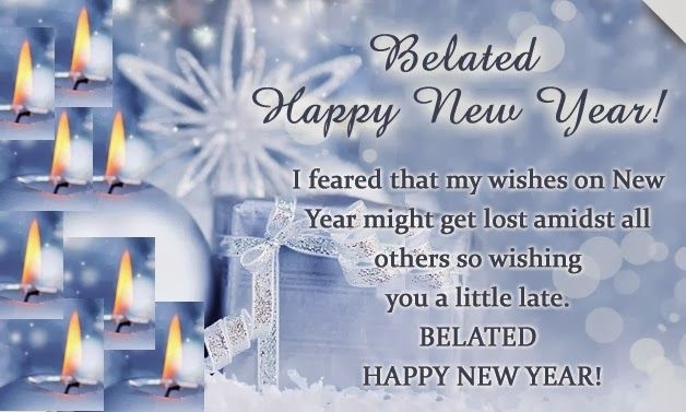 Happy New Year 2018 Quotes Belated Happy Birthday Wishes 2017 Quotesviral Net Your Number One Source For Daily Quotes