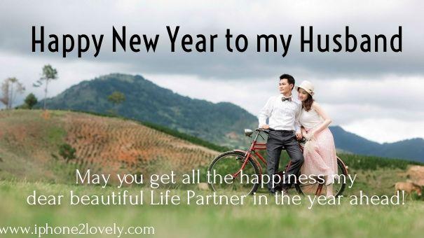 Happy New Year Husband 53