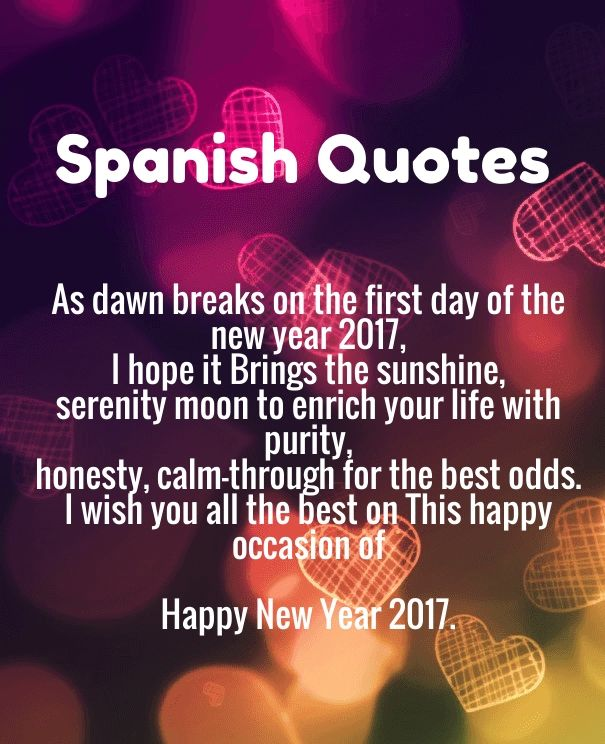 Happy new year 2018 quotes spanish happy new year greetings description spanish happy new year greetings m4hsunfo