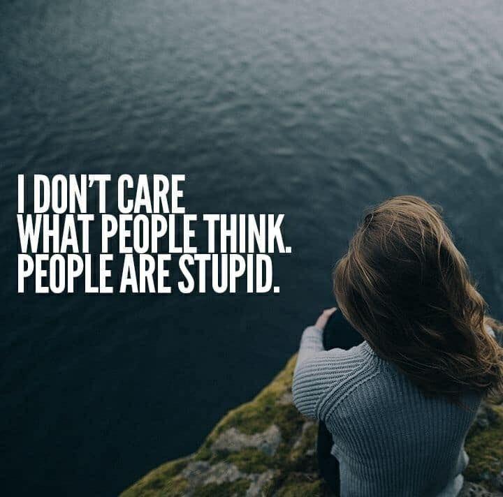 Description. I Dont Care ...