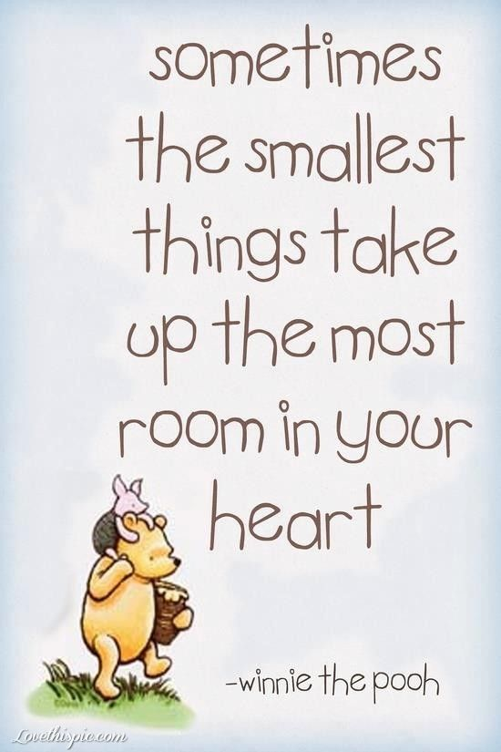 Disney Love Quotes Cool The Smallest Things Quotes Girly Cute Quote Disney Happy Love Quotes