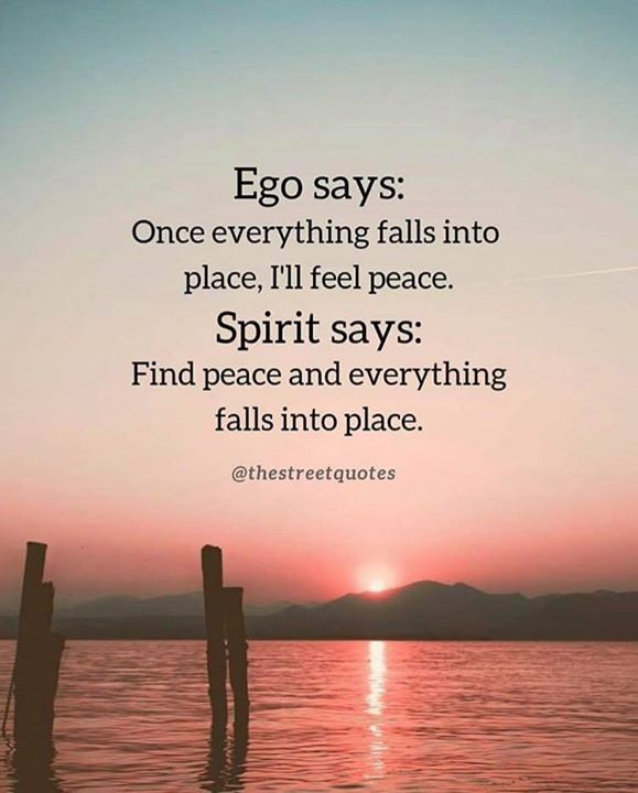 inspirational positive quotes ego and spirit net