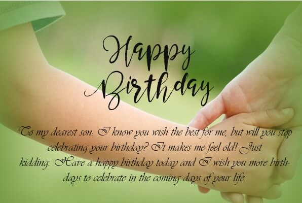 50 Best Birthday Quotes For Son Quotes Yard