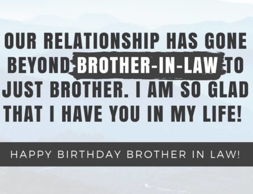 50 Happy Birthday Quotes For Husbands Brother Quotes Yard