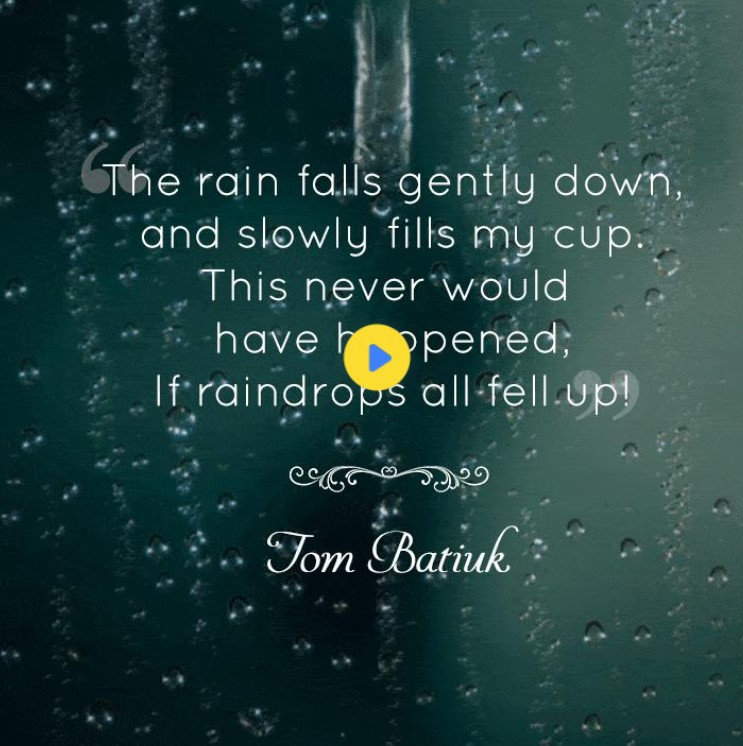 Rainy Day Pictures With Quotes Wallpapersimagesorg