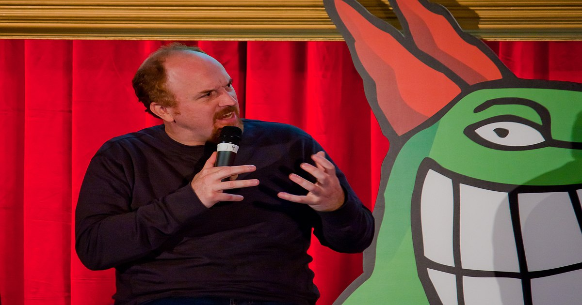 That Time Louis C.K. Had a Gun Pulled on Him, Had to Race Through the Streets of LA for His Life (VIDEO)