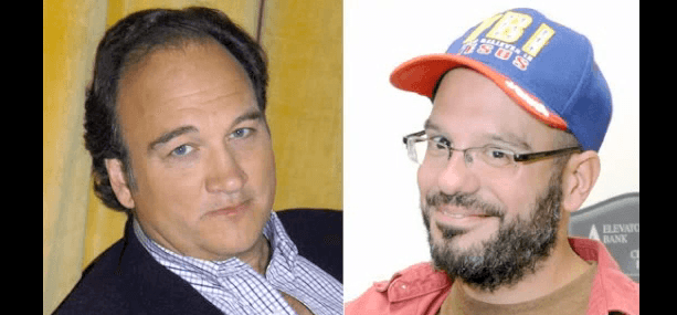 David Cross Jim Belushi feud