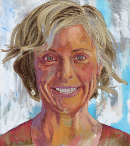 maria bamford painting
