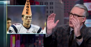 Keith Olbermann Tom Brady