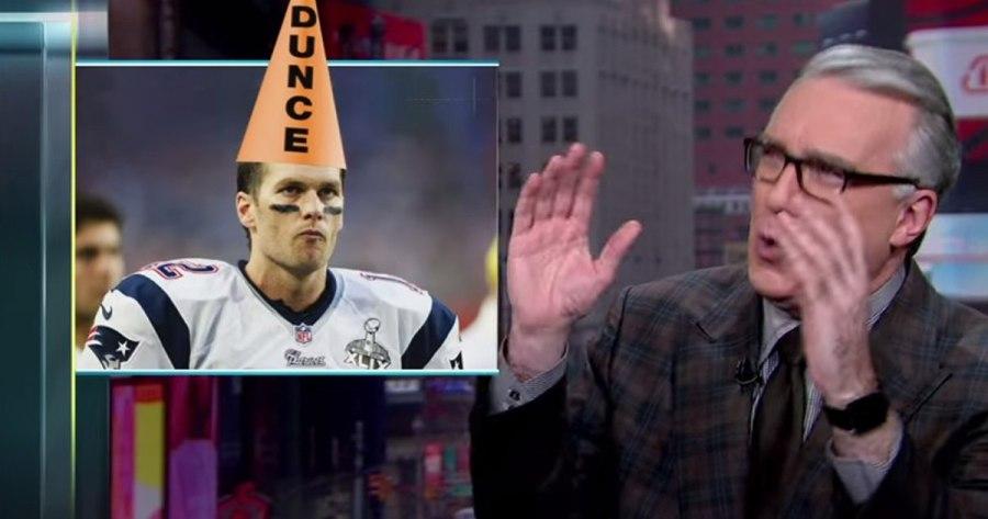 Keith Olbermann Tom Brady