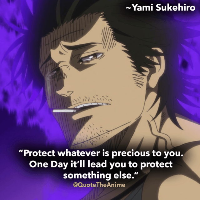 17 Powerful Black Clover Quotes Hq Images Qta