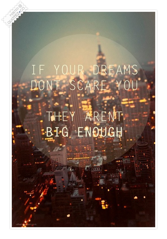 Big Dreams Success Quote 171 Quotez Co