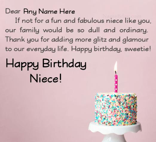 Birthday Wishes For Niece Happy Birthday Niece Funny