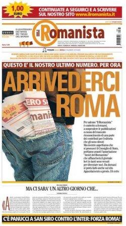 il-romanista-prima-pagina
