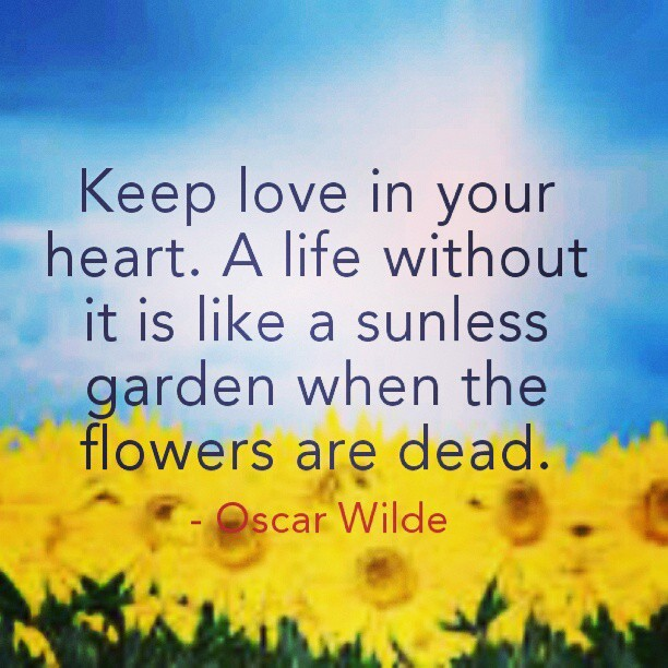 Be Love Your Life Quote