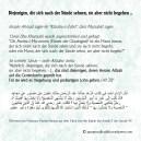 Diejenigen, die sich nach der Sünde sehnen, sie aber nicht begehen …