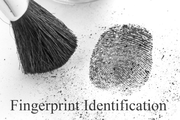 Dusting for Fingerprints