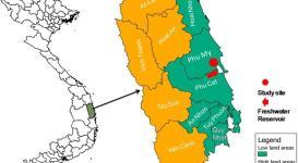 Bản đồ quy hoạch tỉnh Bình Định định hướng đến năm 2035