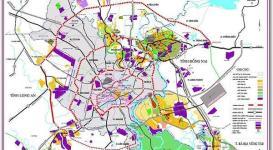 Bản đồ đường vành đai 3 thành phố Hồ Chí Minh