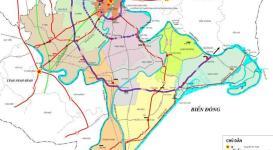 Bản đồ quy hoạch giao thông tỉnh Nam Định định hướng 2030
