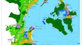 Bản đồ quy hoạch khu kinh tế Vân Phong Khánh Hòa đến năm 2030