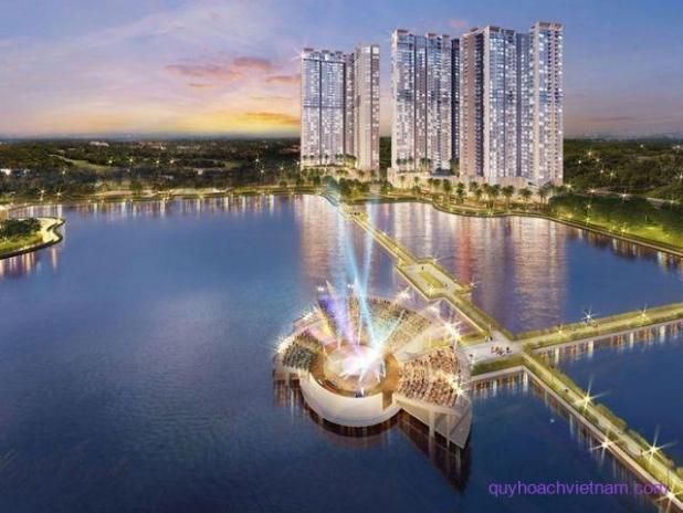 Hình ảnh dự án chung cư Vinhomes Sky Lake Hà Nội