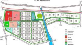 Bắc Ninh phê duyệt quy hoạch khu đô thị Nam Sơn – Hạp Lĩnh quy mô 108ha
