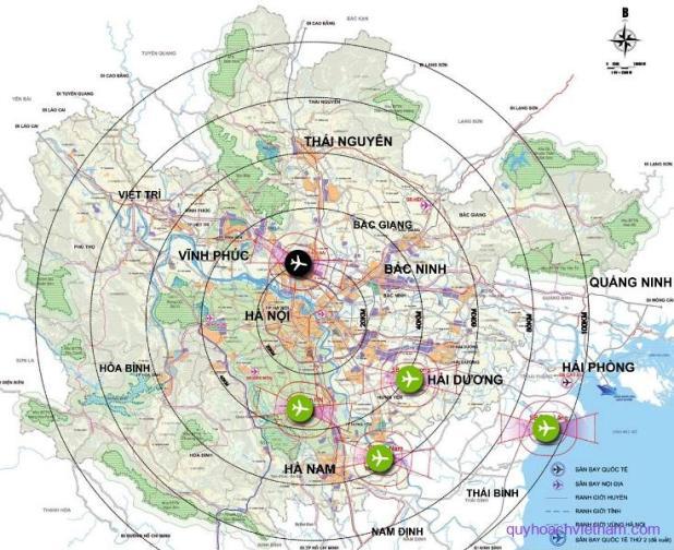 Vùng thủ đô Hà Nội