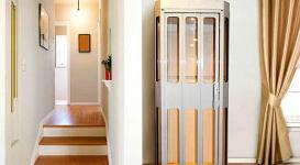 Xu hướng sử dụng thang máy mini tại các đô thị lớn 2021