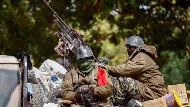 Golpe de Estado en Malí