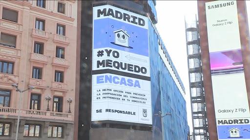 Madrid vuelve al confinamiento