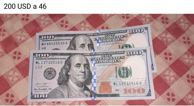 ¿Por dónde se mueve el dólar?