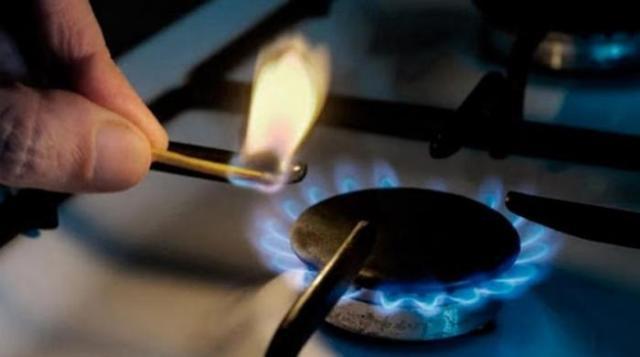 Situaciones con el gas licuado y manufacturado