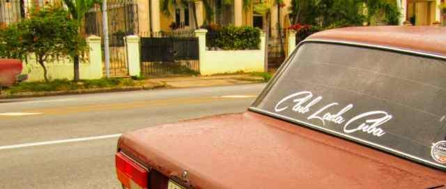 El Club de Ladas Cuba dona vida